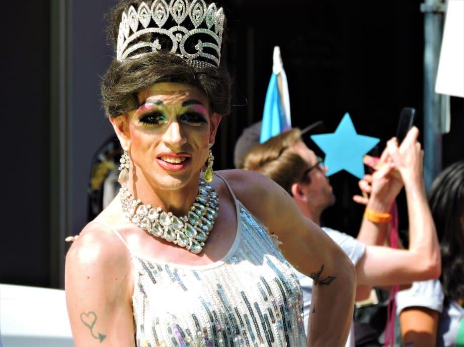 Vancouver Pride Parade Festival Closeups (2)
