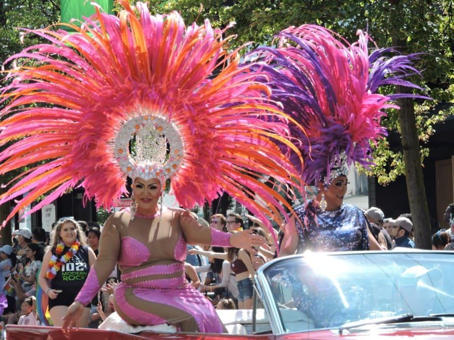 Vancouver Pride Parade Festival Closeups (20)