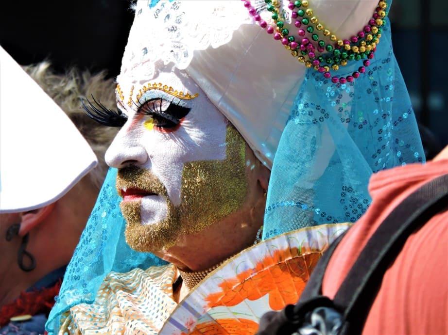 Vancouver Pride Parade Festival Closeups (4)