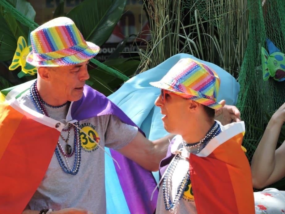 Vancouver Pride Parade Festival Closeups (6)