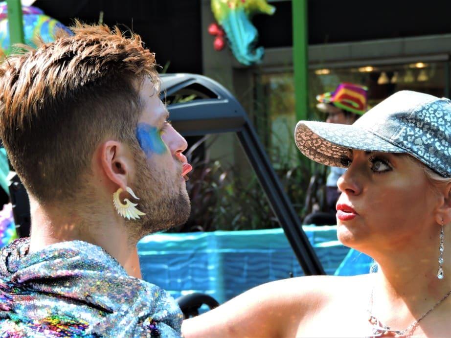 Vancouver Pride Parade Festival Closeups (7)