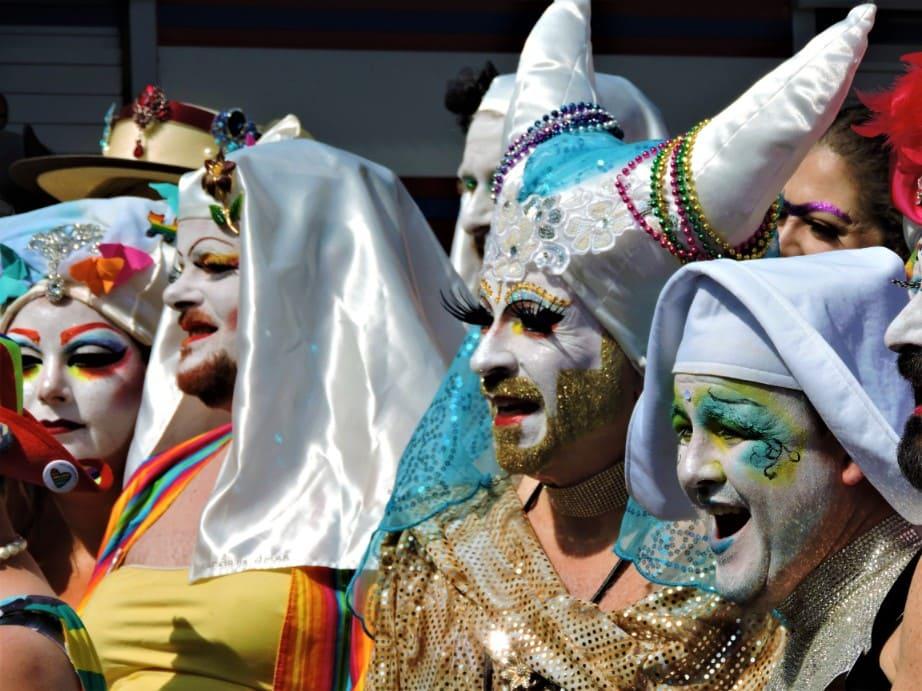 Vancouver Pride Parade Festival Closeups (9)