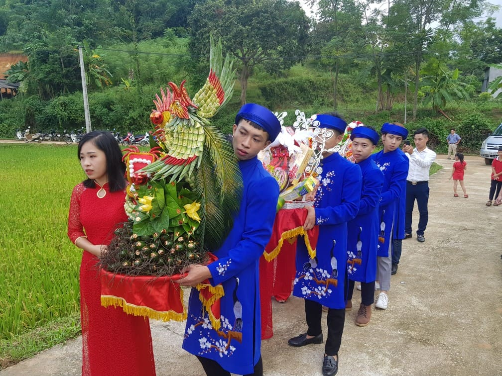 3473a0b3bbe Vietnam Tour  Traditional Wedding