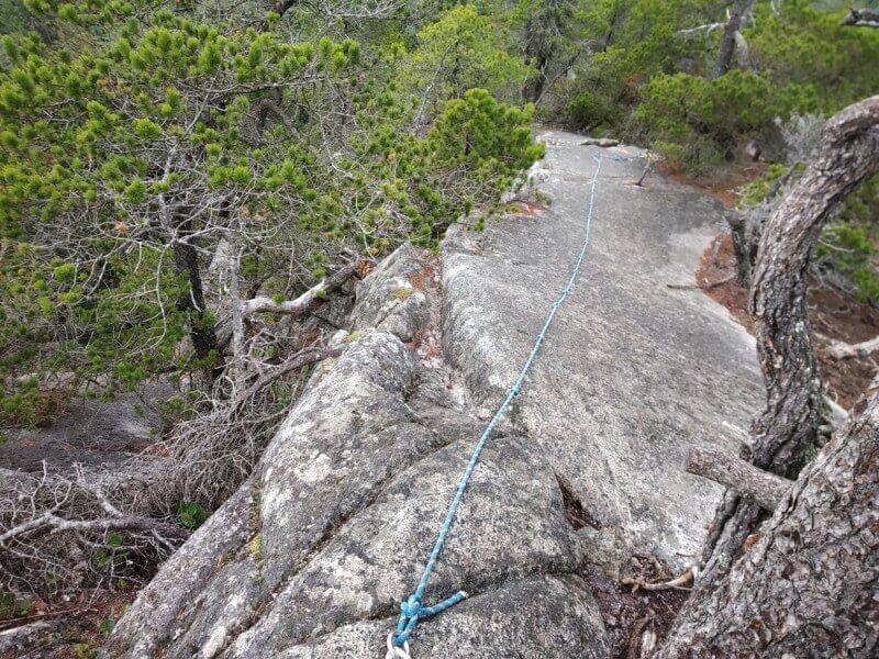 Murrin park rope