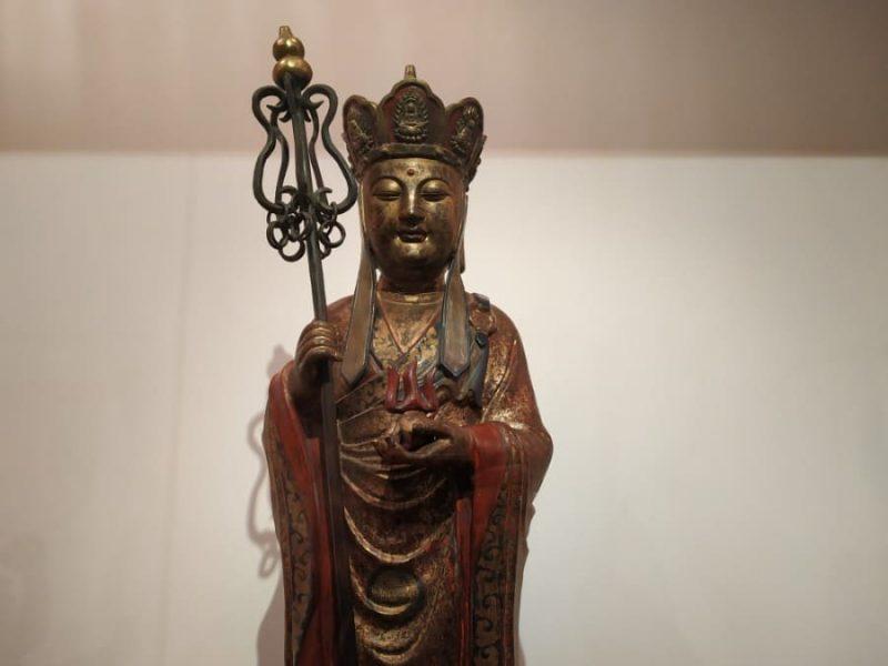 Another Buddha statue