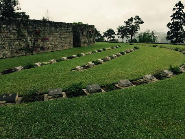 kohima war memorial