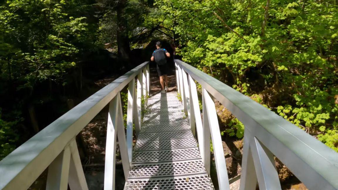 Lindeman-Lake-Hike-bridge-after-a-km