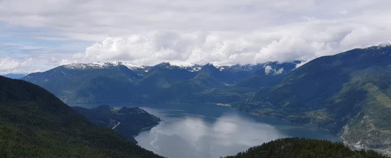 Sea to Sky Gondola Summit Hike & Trail Guide 9-59 screenshot