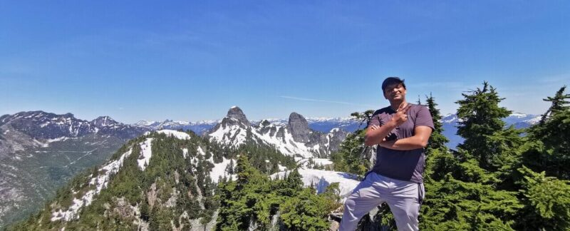 Unncessary mountain hike