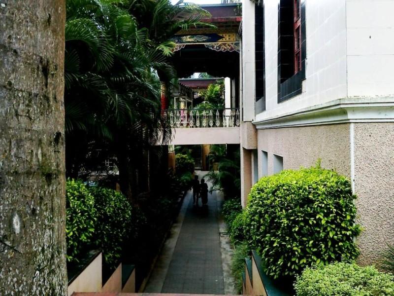 Living quarters for officials