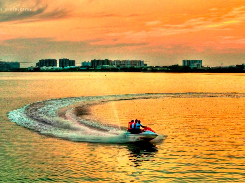 Muttukadu Boating Point