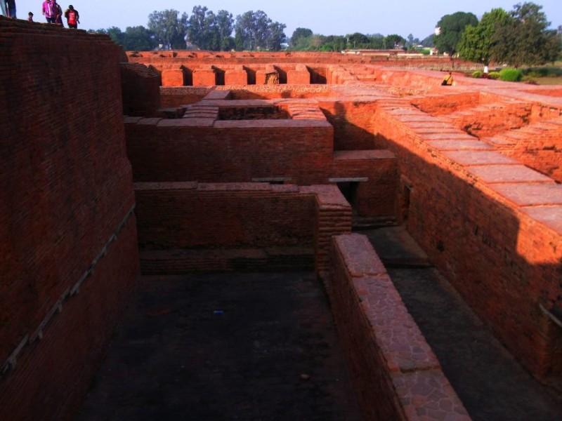Nalanda university dormitory