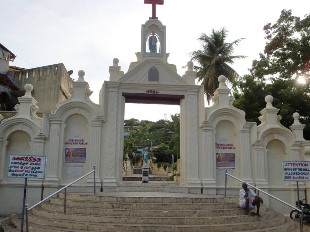 St. thomas mount gate entry