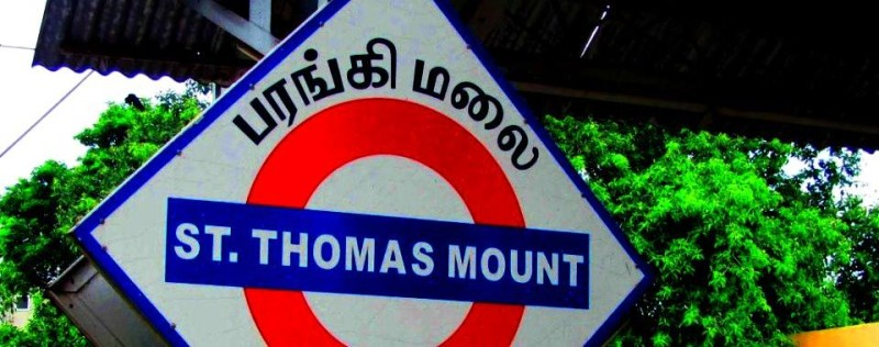 St. thomas mount, parangmilley chennai